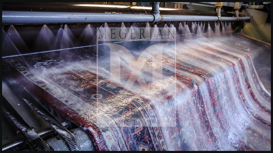 Megerian Rug Cleaners - Area Rug
